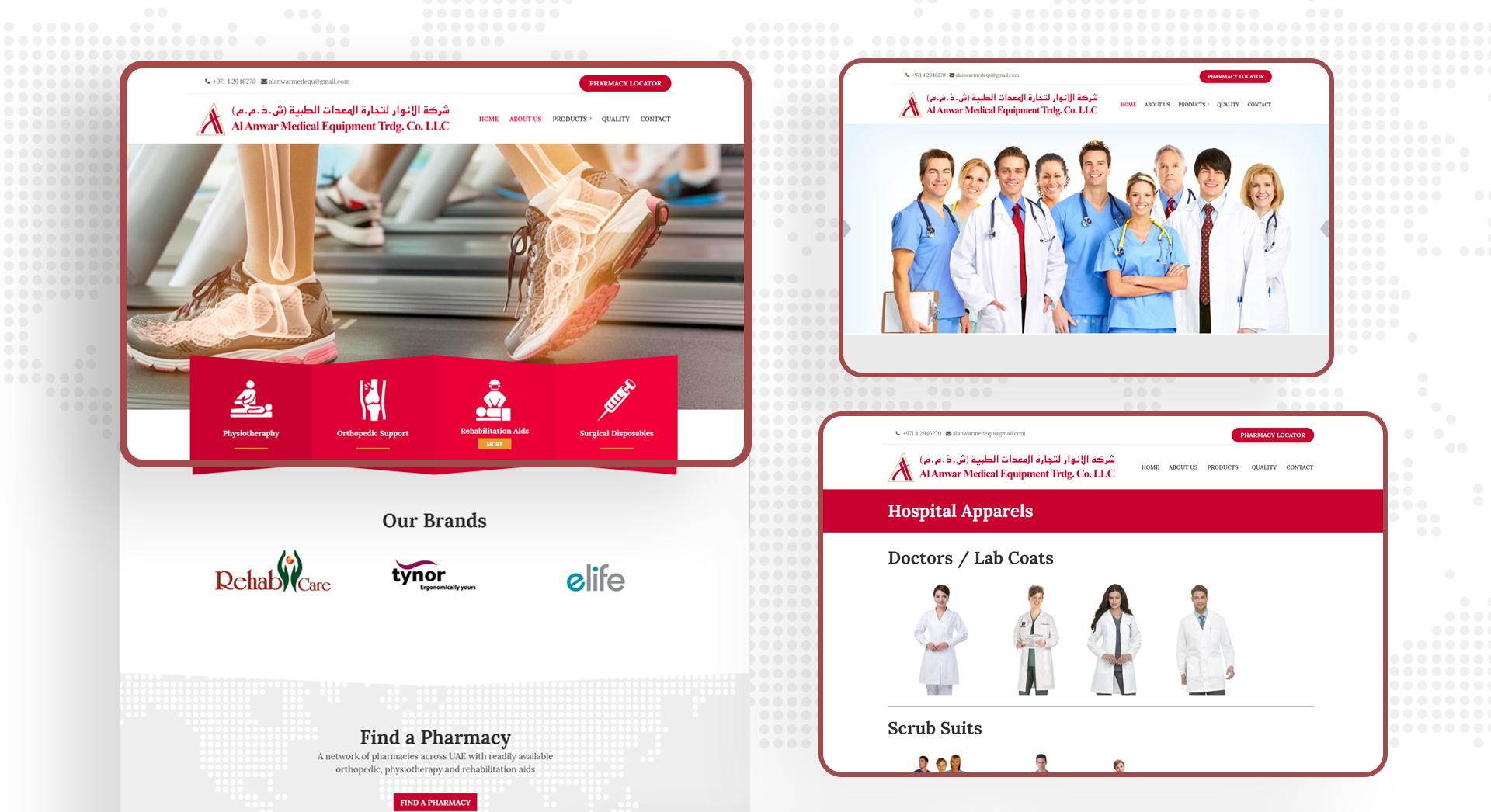 Medical Equipment Trading Dubai